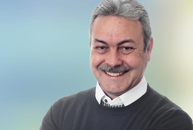 Markus Baumann (Präsident Gewerkschaftsbund und Kantonsrat aus Derendingen)