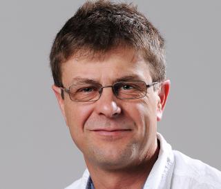 Niklaus Wepfer, Parteisekretär der Sozialdemokratischen Partei Kanton Solothurn